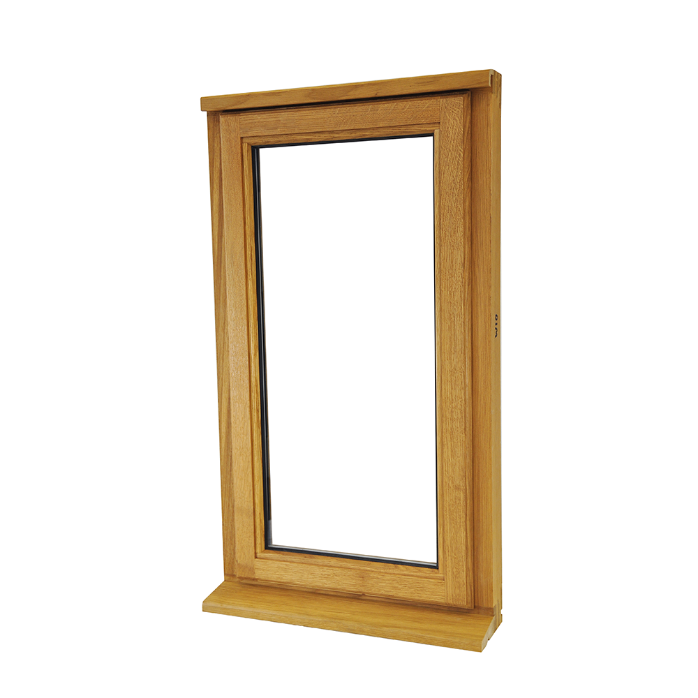 Storm Window double glazed oak medina