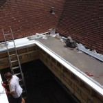 Fitting a Medina Joinery Timber Roof Lantern