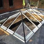Timber Roof Lantern