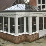 Conservatory Accoya Orangery with roof lantern
