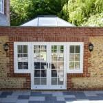 Timber French Windows doors Roof Lantern skylight