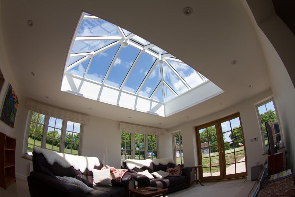 Timber Roof Lanterns windows doors Lantern Skylight
