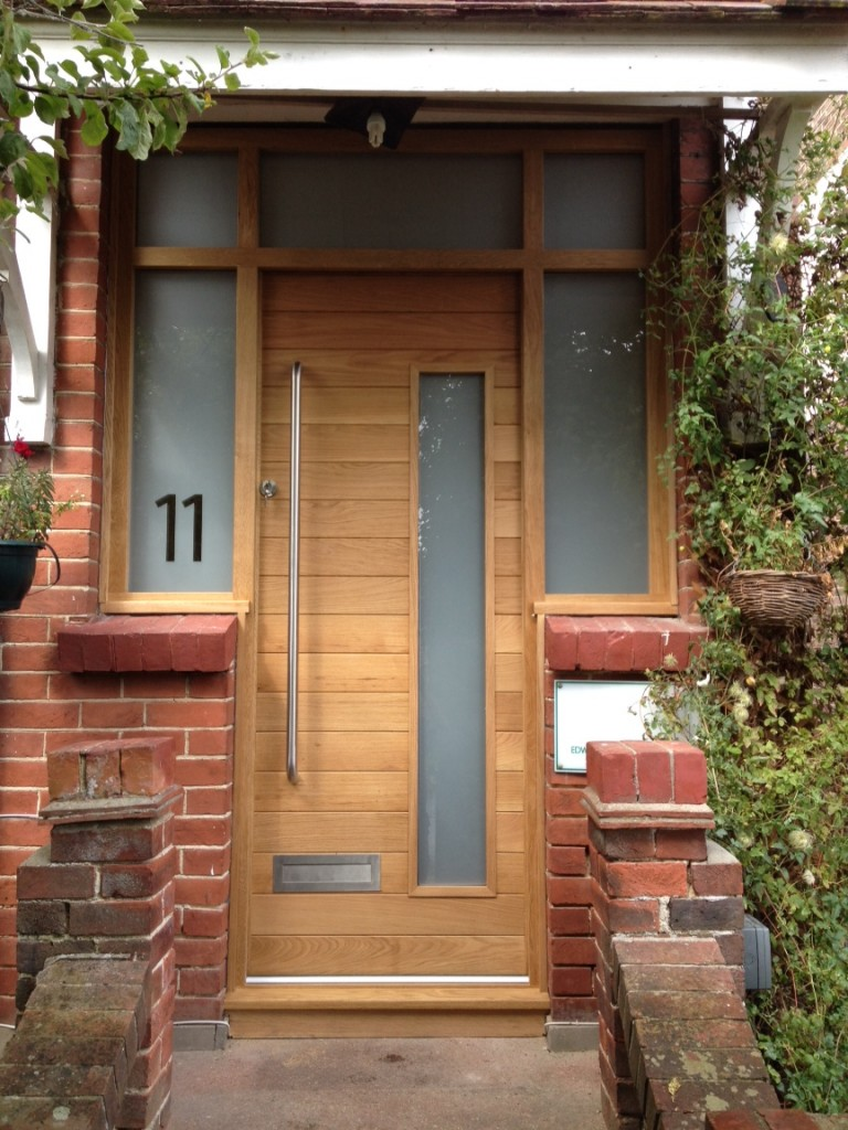 Hardwood Timber Oak Door