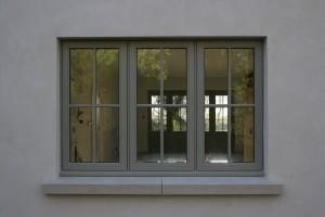 Painted Accoya Window