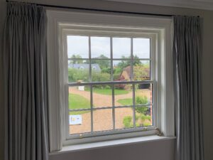 Accoya Sash window timber sliding