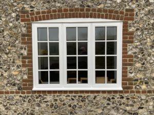 Accoya timber Storm window character bespoke