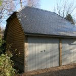 Timber Garage doors Hampshire uk