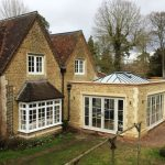 Timber Orangery wooden conservatory accoya Eco
