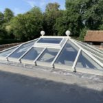 Timber Roof Lantern Berkshire Skylight Light