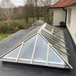 Timber skylight Roof Lantern