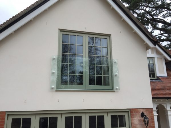 Accoya windows timber window