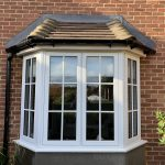 Accoya bay window timber Petersfield Hampshire