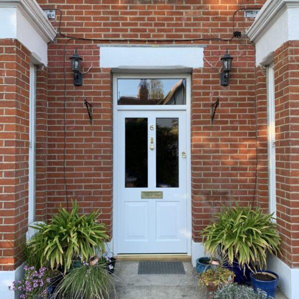 Accoya Timber front door