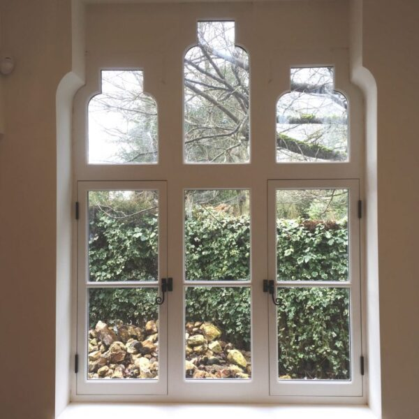Heritage traditional Timber window character
