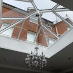 Timber Roof Lantern timber skylight rooflantern window