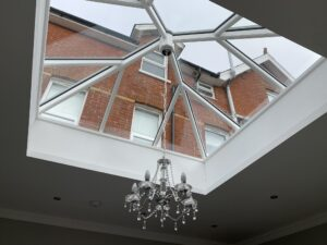 Timber Roof Lantern timber skylight rooflantern window
