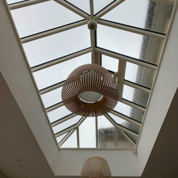 Timber skylight timber Roof Lantern