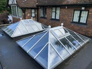 Skylight RoofLight ball finials