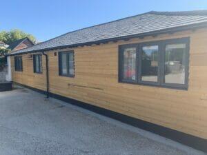 timber Windows Barn conversion