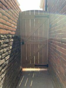 Lignia gates hardwood timber