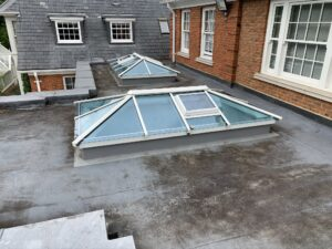 Timber Skylights in Surrey